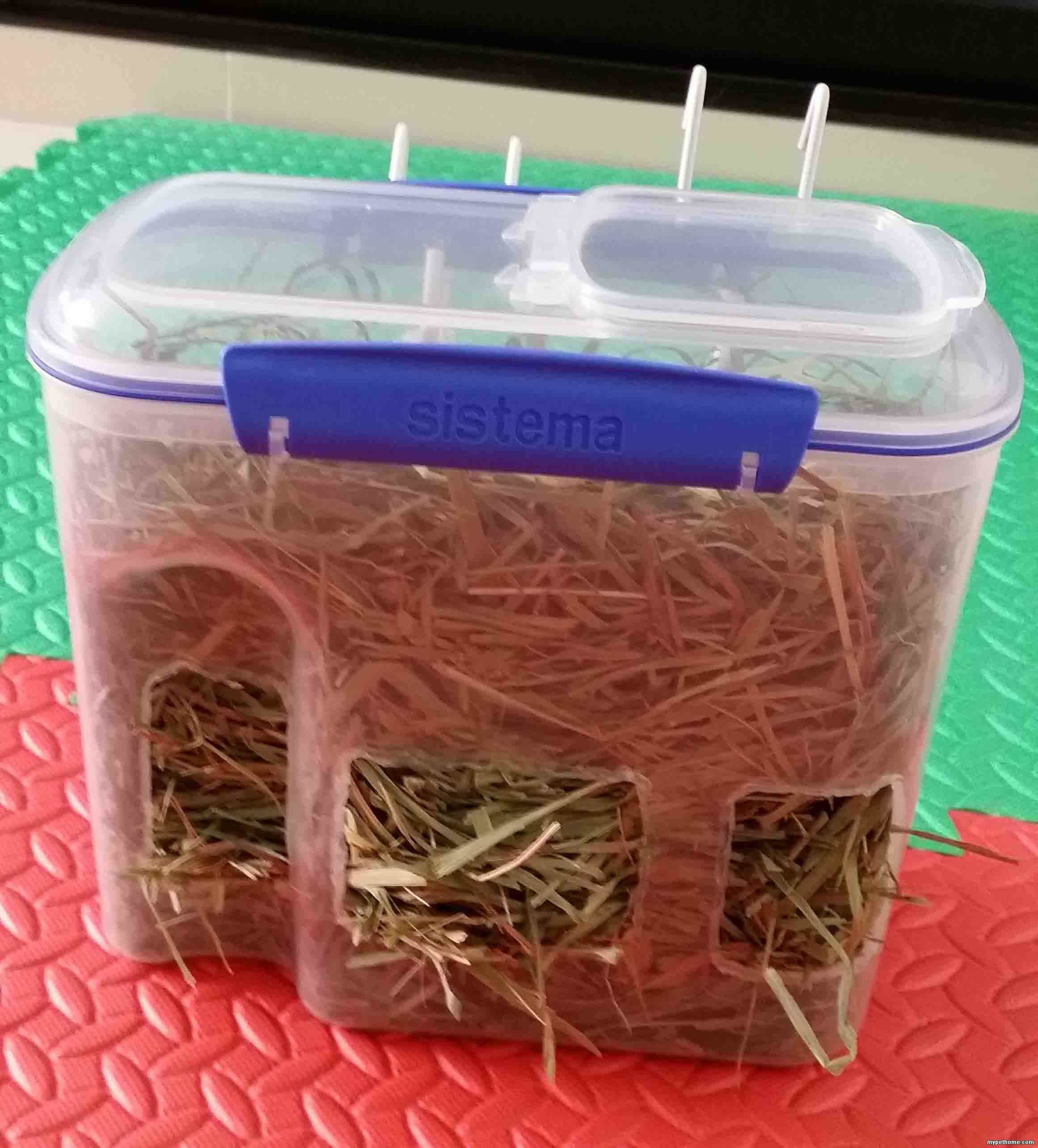 简易的DIY草架