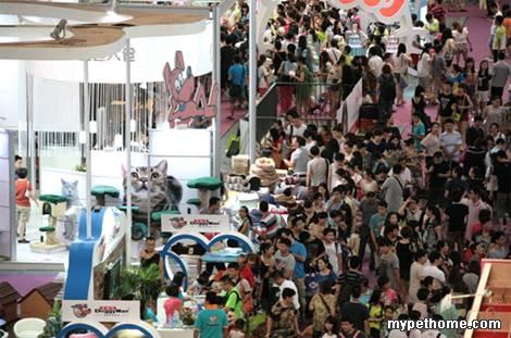 预热:第十七届亚洲宠物展览会——主人与宠宝年度亲子嘉年华