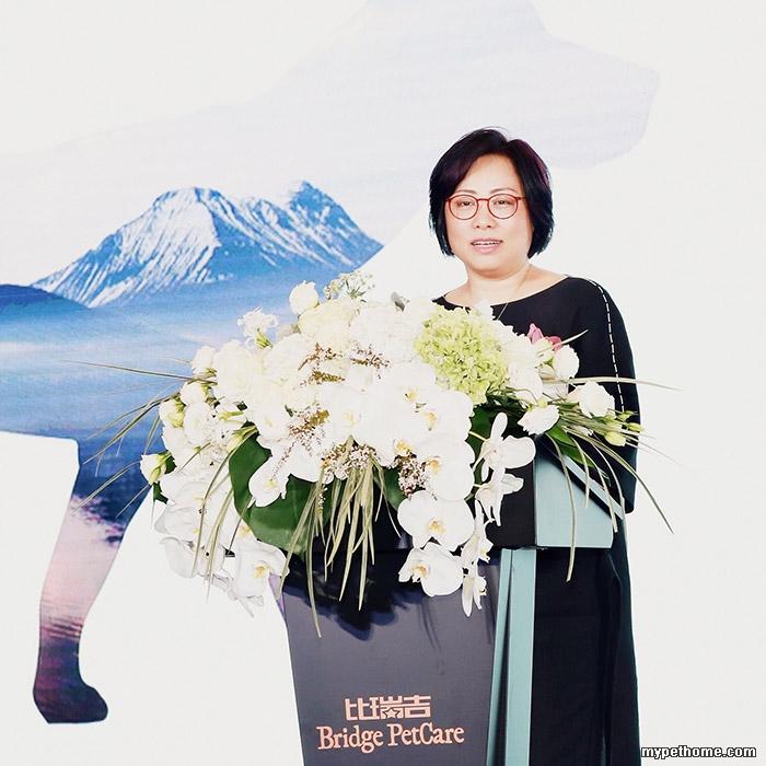 比瑞吉宠物用品股份有限公司COO许璟女士致辞.jpg